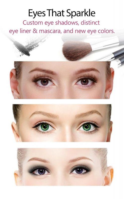 ... YouCam Makeup - Selfie Camera & Magic Makeover 5.44.3 ...